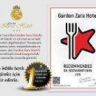Zara'daki en iyi cafe&restoranın adresi Garden Zara